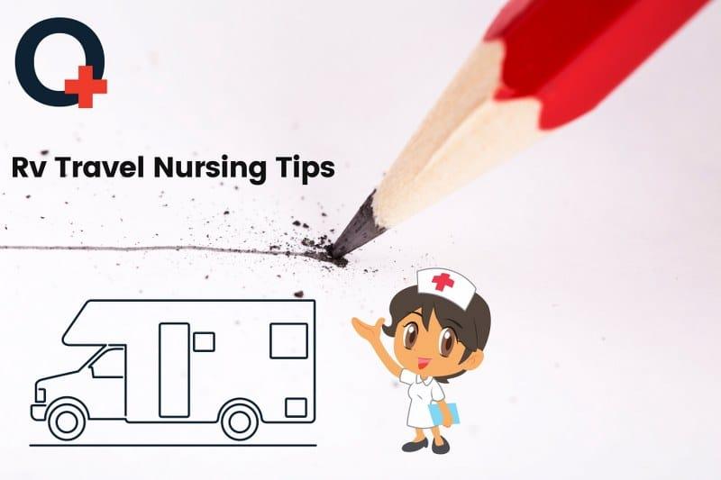 RV travel nursing tips | originnurses.com