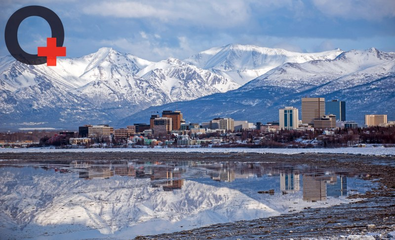 travel nursing in Anchorage, Alaska | originnurses.com