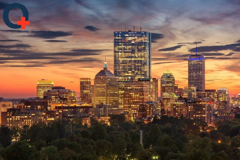 Massachusetts for travel nursing   originnurses.com