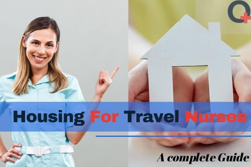 Housing for travel nurses|originnurses.com