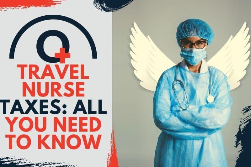 Travel nurses taxes-originnurses.com
