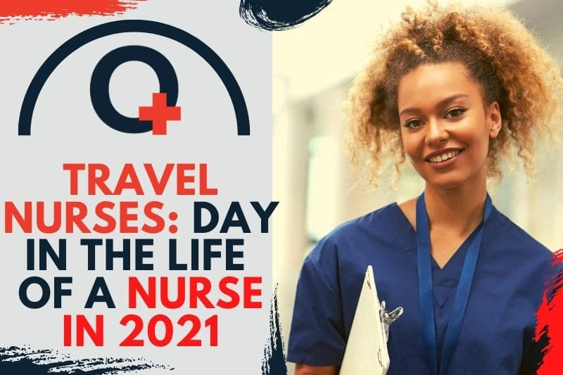 Travel nurses-day-in-life-of-a-nurse-in-2021-originnurses.com