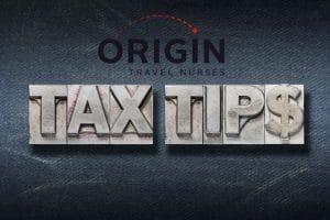 ORIGINURSES-TAXING TIPS