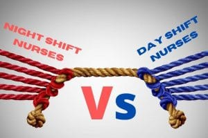 Night Shift Nurses Vs Day Shift Nurses-originnurses.com
