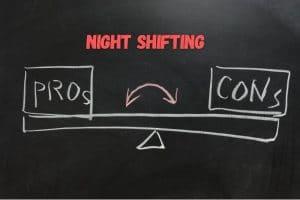 Night shifiting pros and cons-originnurses.com